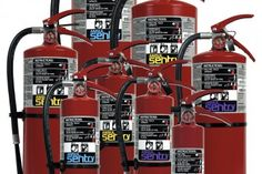 SENTRY Dry Chemical Extinguisher Group