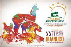 SOLIDO AGROPECUARIO distribuidor exclusivo de Grupo Drogavet participará en XXIl…
