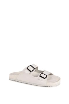 Brazil sandal - Cotton On Brogues, Loafers, Crop Shirt, Birkenstock, Brazil, Style Me, Kids Outfits, Footwear, Black And White