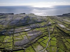 Aran Islands. Ireland.