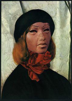 "Doug Stapleton, An Art History Major, collage on paper, 8 3/4 x 6 1/4"", 2013"