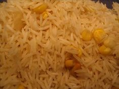 Baked Basmati Rice. Photo by Dannygirl making rice in the oven