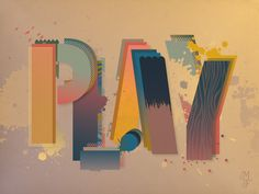 'Play' by Martina Flor