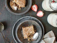 Recette - Carrés de quinoa aux dattes | SOS Cuisine