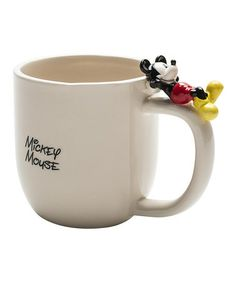 Take a look at this Mickey Figurine Mug by Zak Designs! http://www.zulily.com/invite/Zulily20Store