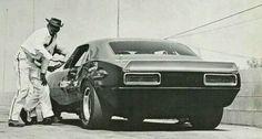 Smokey Yunick 1967 Camaro