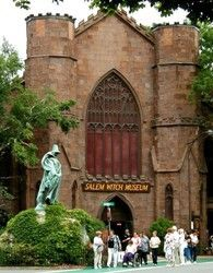 Salem Witch Museum -    Discovered this one while trying to find interesting pins! :)