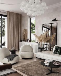 Parisian Chic Decor Ideas For Your Apartment - The Mood Palette - Parisian Decor is the epitome of elegant interior design. It's simple yet chic. Home Design, Home Interior Design, Design Ideas, Top Interior Designers, Italian Interior Design, Design Homes, Interior Design Magazine, Design Design, Design Trends