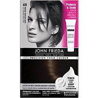 John Frieda - Precision Foam Hair Color in Dark Natural Brown #ultabeauty