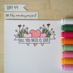 Bullet Journal Quotes, Bullet Journal Writing, Bullet Journal Ideas Pages, Bullet Journal Inspiration, Hand Lettering Quotes, Creative Lettering, Simple Doodles, Cute Doodles, Doodle Drawings