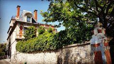 Les belles demeures autour du square Monticelli #Marseille