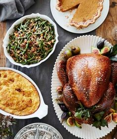The easy way to cook Thanksgiving this year!