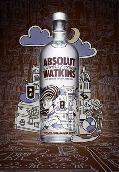 absolut - vodka - limited - edition   http://bocadolobo.com/blog/exclusive-absolut-vodka-limited-edition-bottles/