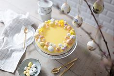 Easter Recipes, Easter Food, Let Them Eat Cake, Mousse, Recipies, Sweets, Baking, Sweet Stuff, Cakes