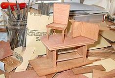 Furniture Finishing Hints and Tips - Dolls House Parade