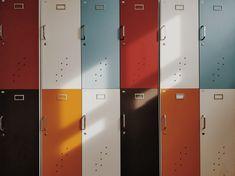 assorted-color lockers photo – Free Locker Image on Unsplash Web Design, Grid Design, Design Ideas, Office Lockers, Photography Jobs, Photography Colleges, Learn Photography, Photography Aesthetic, Photography Courses