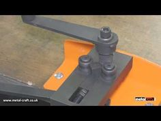 Practical Riveting Bending and Rolling Tool - Metalcraft - YouTube