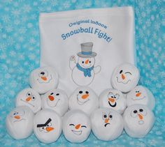 Snowball fight toy