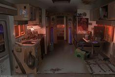 Life Is Strange concept art, Edouard Caplain on ArtStation at https://www.artstation.com/artwork/q2Q9n