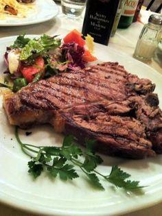 Bistecca alla fiorentina - Florentine style Steak