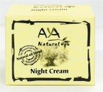 AYA Natural Night Cream 50ml / 1.7 fl oz. | Yardenit