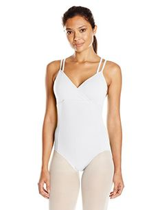 Capezio Women's Tactel Collection Sweetheart Camisole Leo...