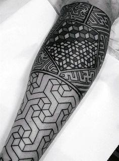 3d Sacred Geometry Fine Line Tattoo For Men tatuajes | Spanish tatuajes |tatuajes para mujeres | tatuajes para hombres | diseños de tatuajes http://amzn.to/28PQlav