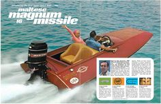 Power Boats, Speed Boats, Super Speed, Cool Boats, Bobber, Marines, Racing, Retro