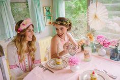 Coronas de flores y vestidos de novia hippies la combinación boho chic perfecta!