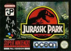 Emularoms: Jurassic Park [ SNES ]