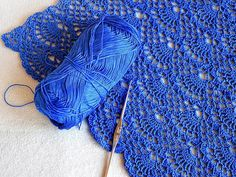 Crochet stitch - Step by Step