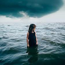 woman ocean - Google Search