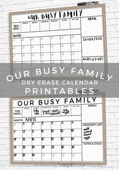 family weekly calendar free printable kids pinterest weekly