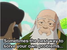 avatar the last airbender quotes - Google-søgning