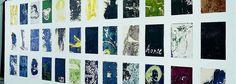 Einzel- und Gruppenausstellungen von Jess Walter, Anspack