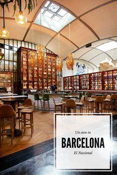Uit eten in Barcelona? Ga naar het grootste restaurant van Barcelona, El Nacional. Bekijk de tips.