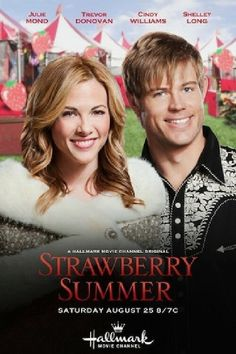 strawberry summer hallmark movie dvd | Strawberry Summer (2012)