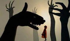 Αντιγραφάκιας: Το παραμύθι του συκοφαντημένου λύκου που κάνεις δε...