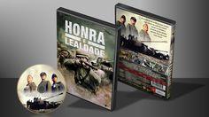 Honra E Lealdade - Capa | VITRINE - Galeria De Capas - Designer Covers Custom | Capas & Labels Customizados