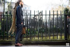Le 21ème | Bloomsbury Place | London.  11-JAN-15 LONDON.  WHO: Men, Unknown. WHAT: Unknown. WHERE: England, London, Camden. WHEN: Fall/Winter 2015/2016.