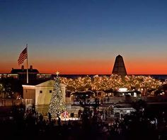 America's Best Towns for the Holidays: Santa Rosa Beach, FL