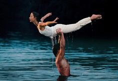 """only-movies: """"Patrick Swayze & Jennifer Grey in Dirty Dancing by Emile Ardolino """" Dirty Dancing, Jennifer Grey, Patrick Swayze, Iconic Movies, Old Movies, Famous Movies, Movies And Series, Movies And Tv Shows, Romantic Pictures"""