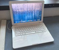 Last generation MacBook (2009) running Yosemite
