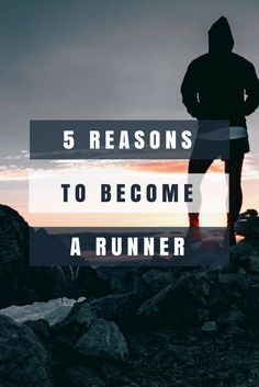Start running today and your life will change dramatically!