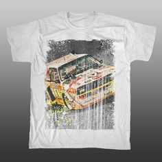 Audi Quattro S1 - Rallying - Grunge Big Print - Mens T-shirt | Unlap | F1 Merchandise, F1 Gifts, BTCC Merchandise, Racing Car T-shirts, Formula 1 T-shirts