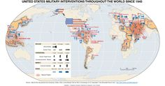 World Conquest: The United States' Global Military Crusade (1945- ) | Global Research - Centre for Research on Globalization