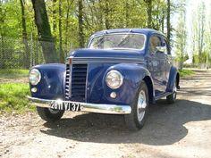 1939 Chenard & Walcker F 23
