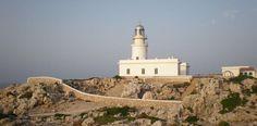 1 de marzo de 1857 Inauguración del Faro de Cabo de Cavallería en Menorca (Islas Baleares). pic.twitter.com/sUacOMcj0W