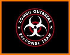 Etsy listing at http://www.etsy.com/listing/104510078/zombie-outbreak-response-team-red-white