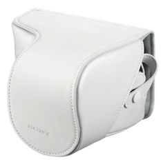 Sony Soft Carrying Case for ALL NEX Series cameras   LCS-EJC3/W White